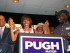State Sen. Catherine Pugh celebrates Tuesday night after winning the Democratic primary for mayor. Photo by Sydney Douglas.