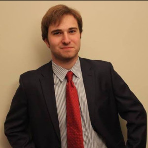 Matt Teitelbaum, a Towson student and the president of College Democrats of Maryland.