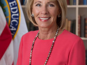 U.S. Secretary of Education Betsy DeVos Photo by US Ed Dept