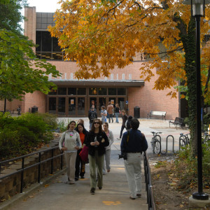The Student Union is the hub of co-curricular activities. Photo from TU website.
