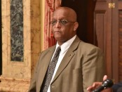 Baltimore City Council President Bernard Young. Photo by Baltimore Sun