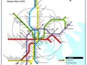 The Red Line was going to be part of a much larger rail network in Baltimore. This photo was borrowed from StreetsBlog USA.
