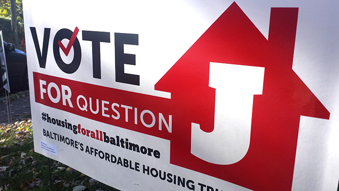 Affordable Housing Trust Fund may get money. Photo by AHTF