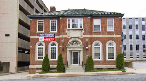 Historic police station renovation project will bring luxury