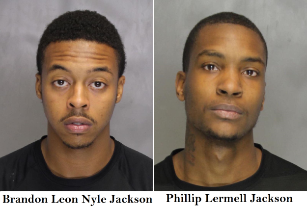 Two Arrested For Shooting Man During Robbery The